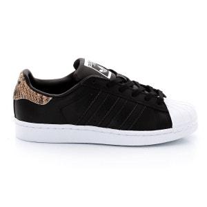 Baskets basses à lacets Superstar W adidas