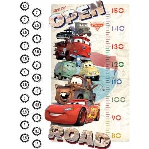 Stickers Toise Cars Disney WALLTASTIC