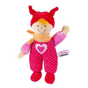 SIGIKID La poupée de tissu, rose vif poupée bébé poupée enfant SIGIKID