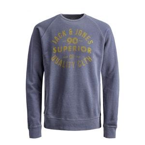 Sweater met ronde hals Jjejeans Washed