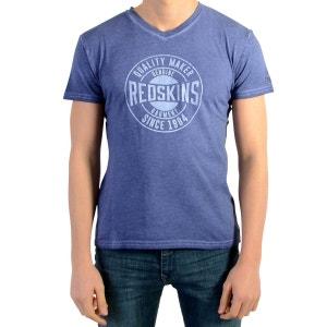 Tee Shirt Redskins Enfants Rosario Bleu Azul REDSKINS