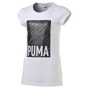 Camiseta estampada, 4-16 años PUMA