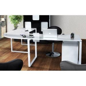 Bureau d'angle design blanc KOKOON DESIGN