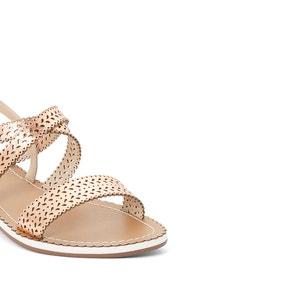 Sandales cuir plates Lilo DUNE LONDON