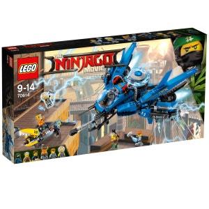 Jet supersonique de Foudre LEGO