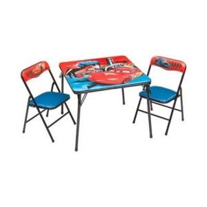 BABY-WALZ L'ensemble table + chaises