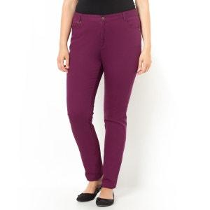 Jeans slim sarjados, 5 bolsos TAILLISSIME