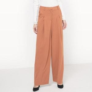 pantalon large loose femme en solde la redoute. Black Bedroom Furniture Sets. Home Design Ideas