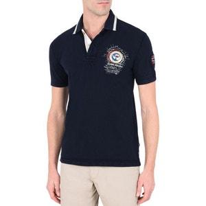 Unifarbenes Poloshirt, kurze Ärmel NAPAPIJRI