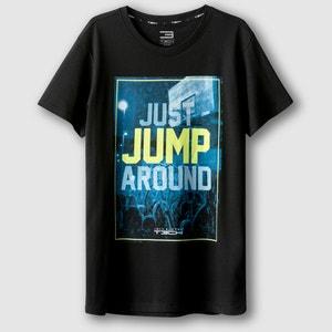 Tee shirt col rond JACK AND JONES TECH