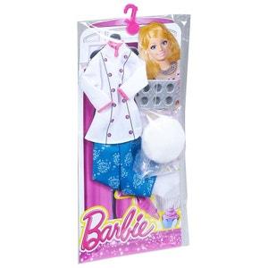 Mattel CHJ30 Mattel - Barbie Tenue de Patissière MATTEL