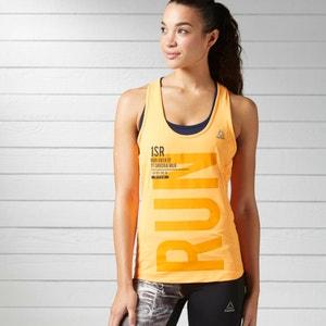 Camiseta sin mangas con espalda tipo nadador REEBOK