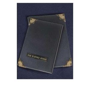 Harry Potter - Réplique 1/1 Journal de Tom Jedusor NOBLE COLLECTION