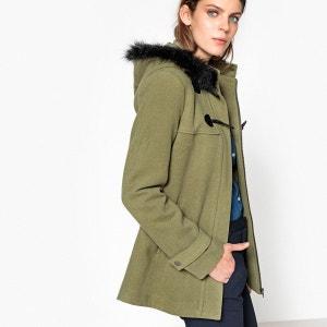 Duffle-coat à capuche La Redoute Collections