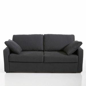 Canapé lit, couchage express, coton demi natté, matelas Bultex, Timor La Redoute Interieurs