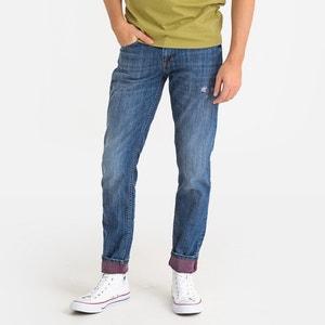 Slim jeans, destroy effect