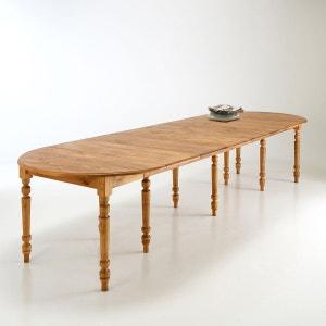Table ronde, 4 à 16 couverts, Authentic Style La Redoute Interieurs