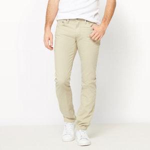 Pantalón con corte 511® slim de algodón y lino LEVI'S