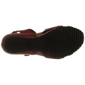 sandales / nu pieds cuir KICKERS