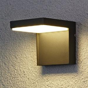 Applique d'extérieur LED moderne en aluminium LAMPENWELT