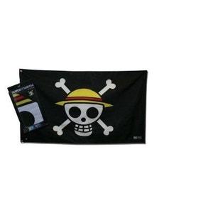 ONE PIECE - Drapeau One Piece Skull - Luffy - 70x120cm ABYSTYLE