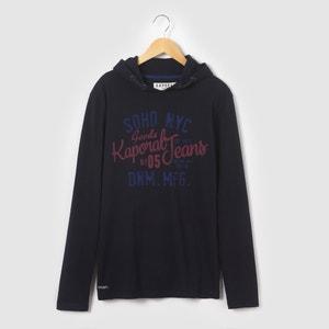 Long-Sleeved T-shirt, 10 - 16 Yrs KAPORAL 5