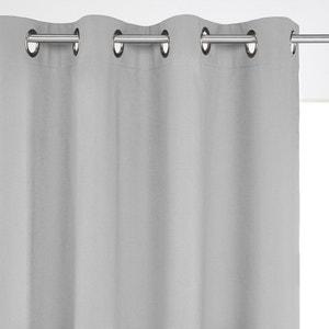 100% Cotton Single Blackout Curtain with Eyelets SCENARIO