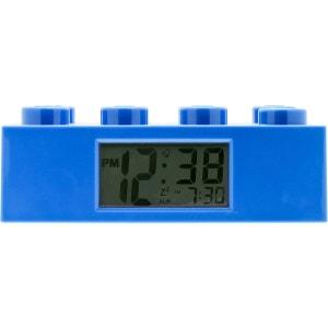 Réveil LEGO Brique Bleue LEGO