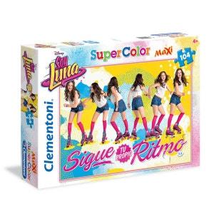 Soy Luna - Puzzle Maxi 104 Pièces - CLE23980.1 CLEMENTONI