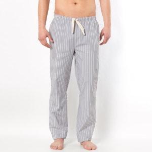 Pantalon d'intérieur rayé en popeline R essentiel