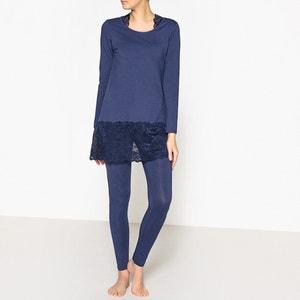 Pyjama dentelle La Redoute Collections