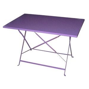 salon de jardin table chaises hesperide la redoute. Black Bedroom Furniture Sets. Home Design Ideas