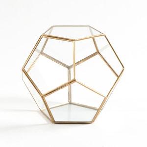 Terrarium in glas en metaal, Uyova La Redoute Interieurs