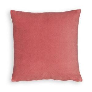 Polen Linen/Velvet Cushion Cover La Redoute Interieurs