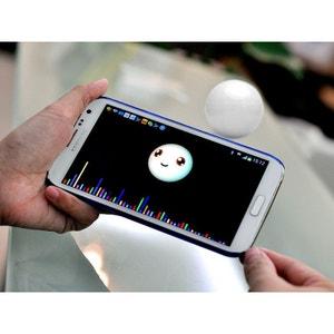 Boule Lumineuse LED Télécommandée Smart Ball Connectée Android iOs Yonis