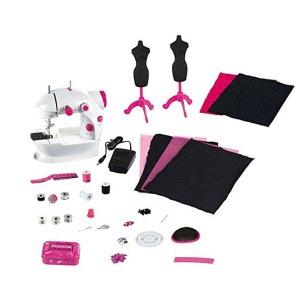 Loisirs créatifs : Kit couture avec machine à coudre Paris Fashion passion KLEIN