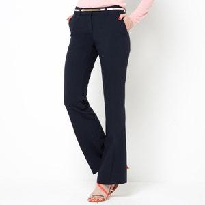 Permanent CreaseBootcut Trousers R essentiel