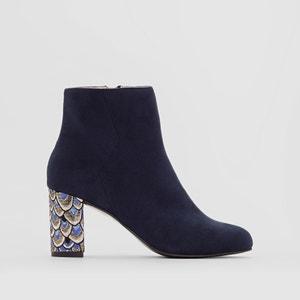 Boots talon fantaisie MADEMOISELLE R