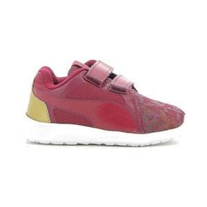 Zapatillas con autoadherente ST TRAINER EVO GLEAM V INF PUMA