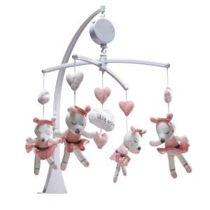 Mobile musical Bébé Petite souris danseuse étoile Lilibelle Sauthon SAUTHON BABY DECO