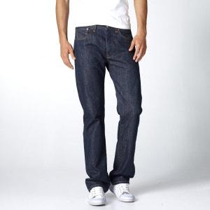 Jeans 501® LEVI'S® recht model,  lengte 34 LEVI'S
