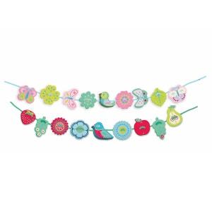 Perles à enfiler : 18 perles : Filabirdy DJECO