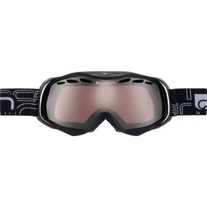 Masque de ski mixte CAIRN Blanc SPEED Blanc Brillant SPX 2000 CAIRN