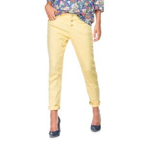 Pantalons style décontracté avec braguette boutonnée SALSA