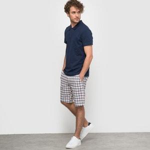 Poloshirt mit kurzen Ärmeln, Pikee, uni R édition