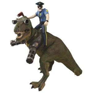 Axe Cop - Pack 2 figurines Wexter &  10 cm MEZCOTOYZ