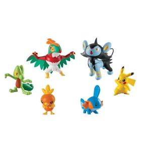 Pokémon - Assortiment Pack Figurines de Combat - TOMT18445D TOMY