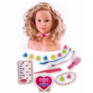 Tête à coiffer 33 cm Princess Coralie KLEIN