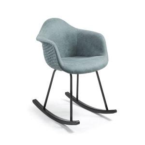 Chaise à bascule Kevya, vert KAVE HOME