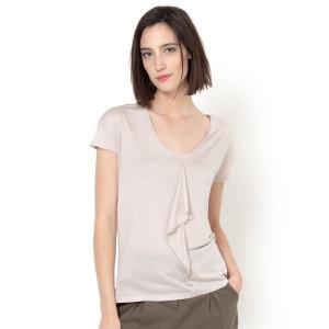 T-Shirt, Modal, V-Ausschnitt MARC O'POLO